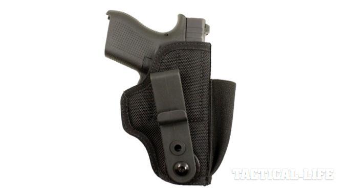 Glock 43 holster DeSantis Gunhide Tuck-This II