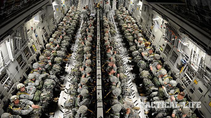 Global Response Force U.S. Army technologies