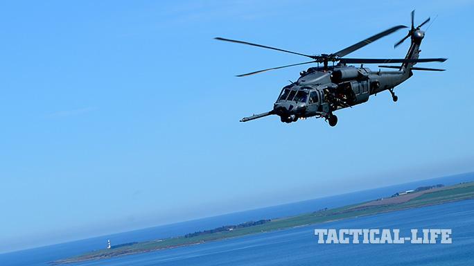 RAF Lakenheath Rescue Squadrons Joint Warrior 15-1