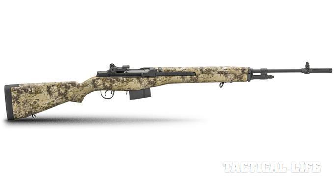Rob Leatham Springfield Armory M1A Rifle