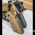 Beretta M9A3 SWMP July 2015 grip
