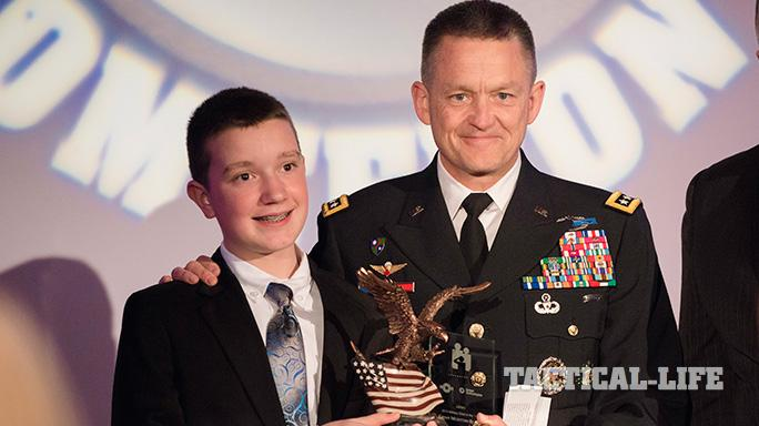 Military Child of the Year Award 2015