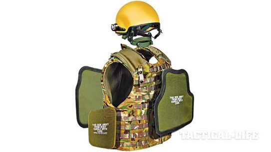 Morgan Advanced Materials armor