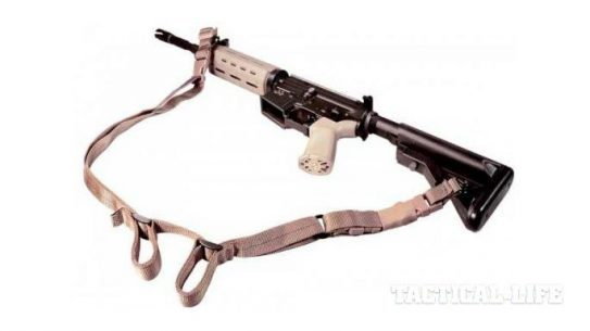 Mounting Solutions Plus Cetacea Rabbit Convertible 2 Point Rifle Sling gun