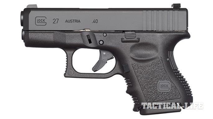 Pocket Pistols Massad Ayoob GLOCK 27