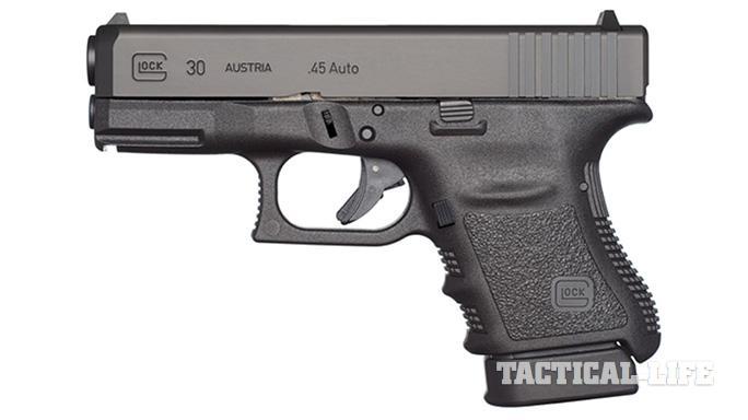 Pocket Pistols Massad Ayoob GLOCK 30
