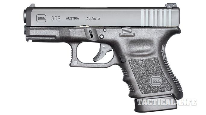 Pocket Pistols Massad Ayoob GLOCK 30S