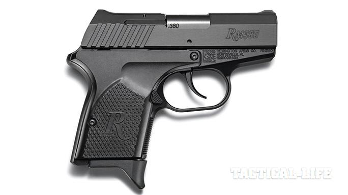 Remington RM380 pistol right