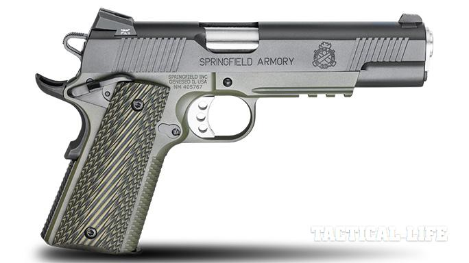 Springfield Armory 1911 MC Operator solo