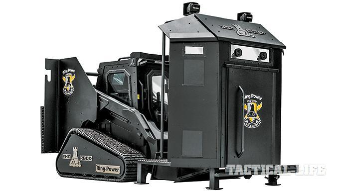 SWAT Roundup International 2014 Ring Power Rook Enhanced