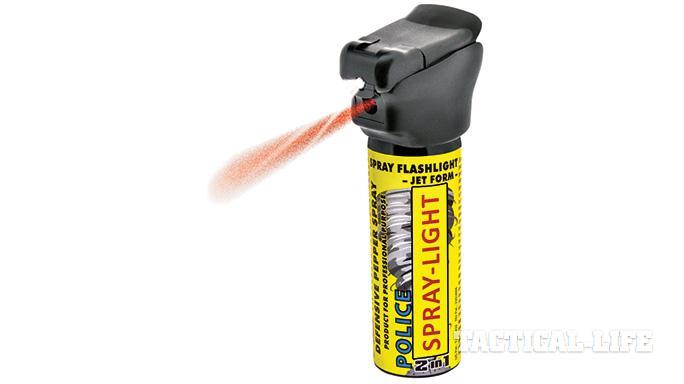 SWAT Roundup International 2014 ESP Spray Lights