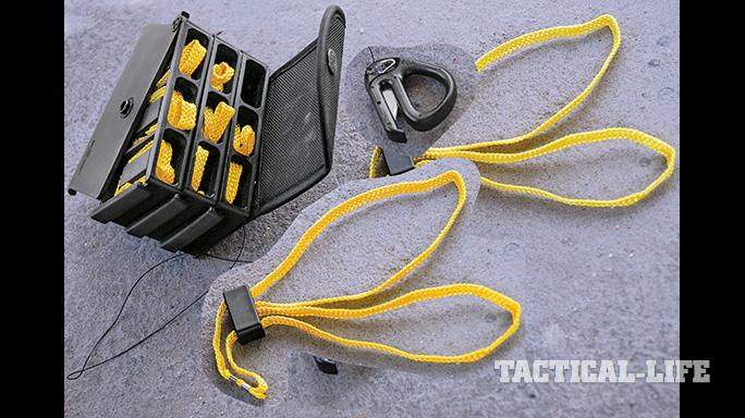 SWAT Roundup International 2014 ESP Textile Handcuffs