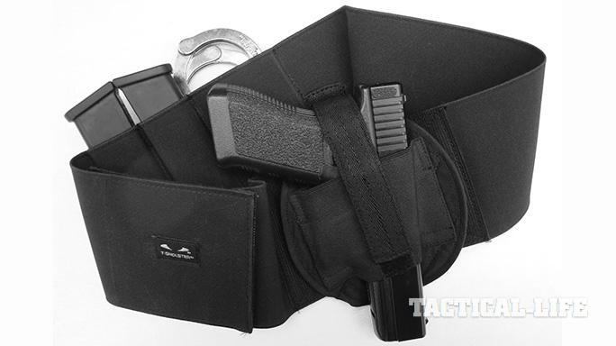 T-Sholster 360BBH pistol holster