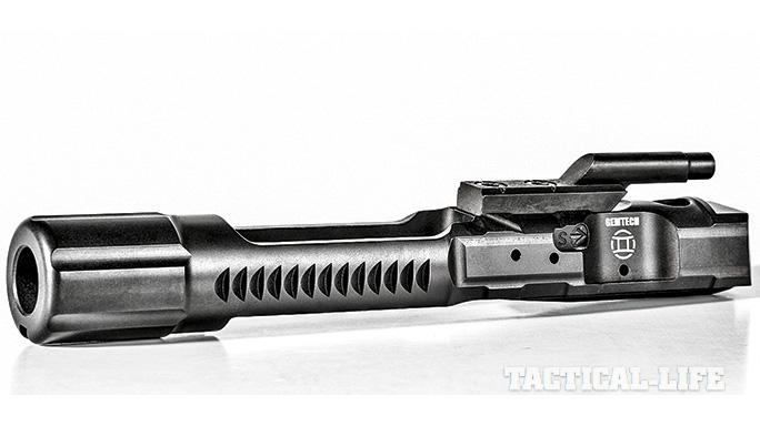 Tactical Weapons May 2015 GEMTECH SUPPRESSED BOLT CARRIER