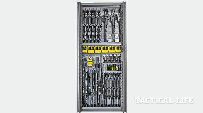 Tactical Weapons May 2015 SECUREIT MODEL 84 TACTICAL RACK
