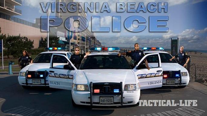 Virginia Beach Police Department body cameras
