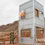 Las Vegas Metropolitan Police Department Zebra Force TW May 2015 explosion