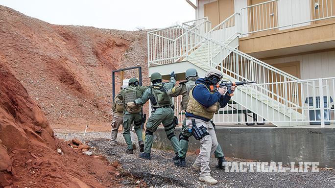 Las Vegas Metropolitan Police Department Zebra Force TW May 2015 motel