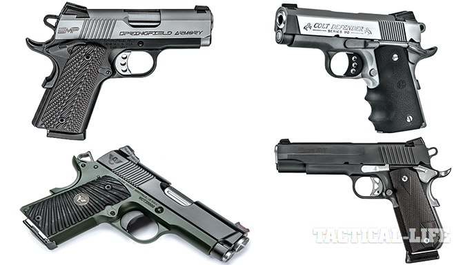 10 Covert 1911s For Ultimate Concealed Carry
