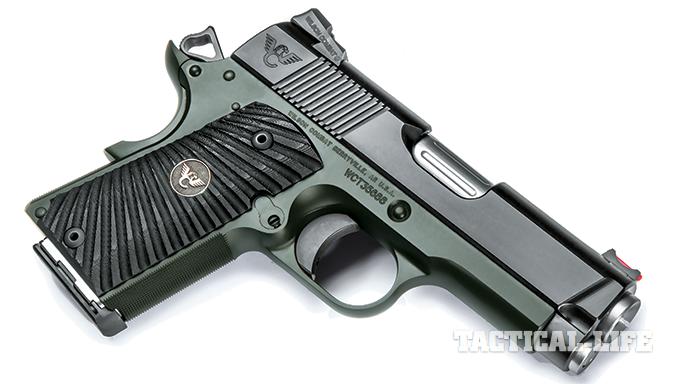 AHM 2015 Covert 1911 Wilson Combat Ultralight Carry Sentinel