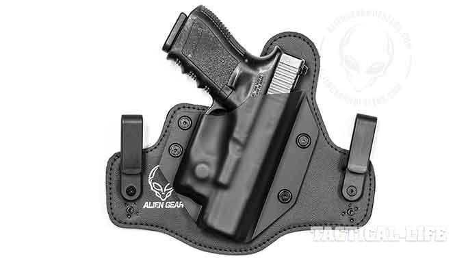 Alien Gear Holsters Viridian Attachments Glock 19