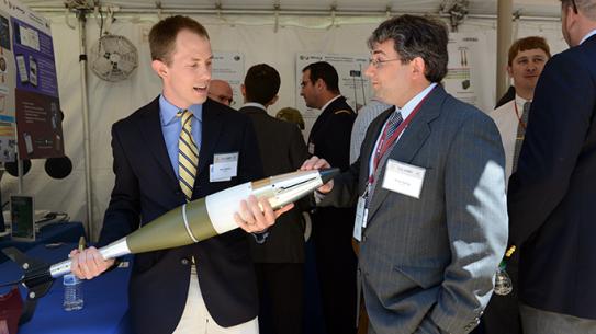 Army Guided Enhanced Fragmentation Mortar