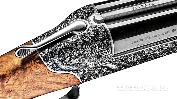 Beretta 486 Shotgun GBG 2015 receiver