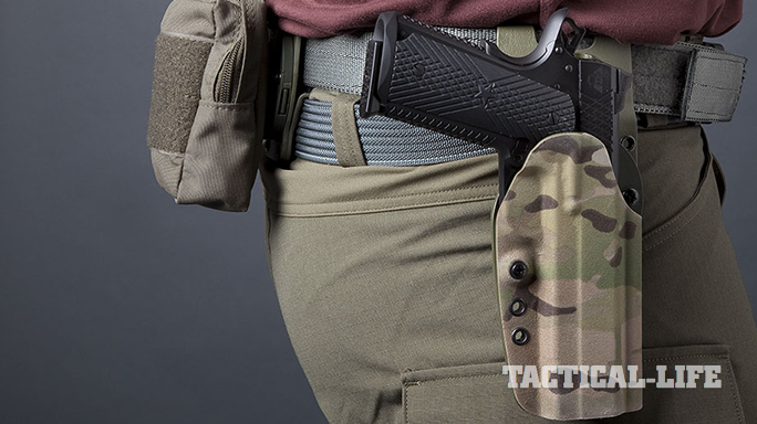 Bravo Company BCMGUNFIGHTER 1911 release holster