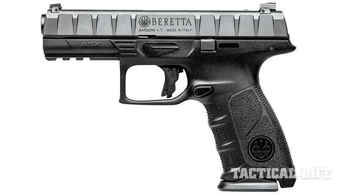 Beretta APX first look left