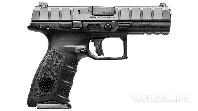 Beretta APX first look right