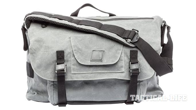 BlackHawk Diversion Wax Canvas Messenger Bag