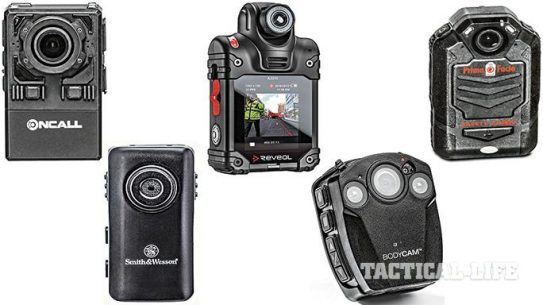 Top 10 Police Body Cameras For Field Use