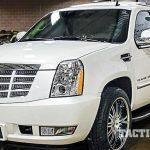 Bulletproof PHD 2015 caddy