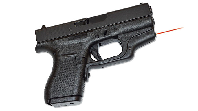 Crimson Trace LG-443 Red Laser Sight Glock 42