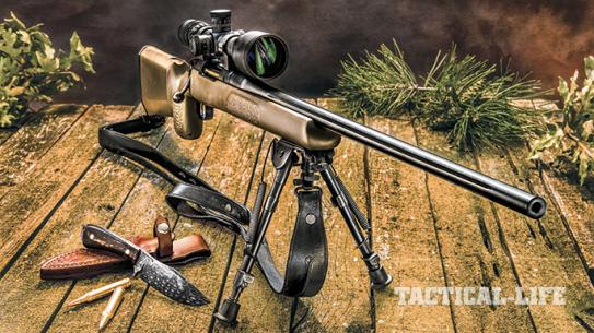 CZ 550 Sonoran Rifle lead