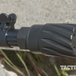 Rugers Mini-14 Dave Bahde muzzle