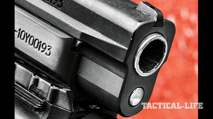 EAA Sarsilmaz K2 .45 ACP Pistol GWLE 2015 front sight