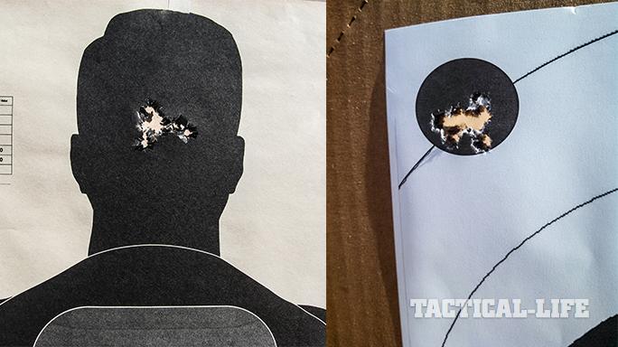 Gun Buyer's Guide Accuracy drills target