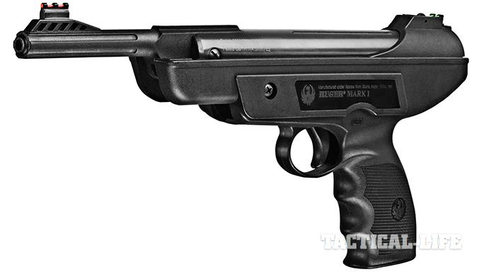 Air Pistols GBG RUGER MARK I