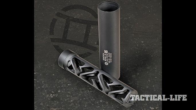 Gemtech G-Core GM-45 suppressor