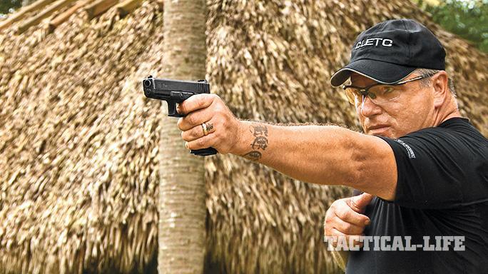 Dave Harrington Dry-Fire Training