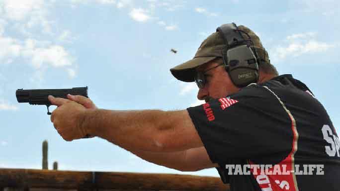 Rob Leatham Trigger Pull tips