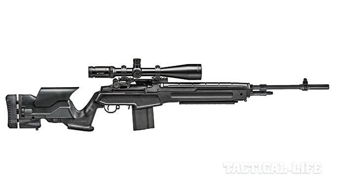 Springfield Armory Loaded M1A LE Rifle lead