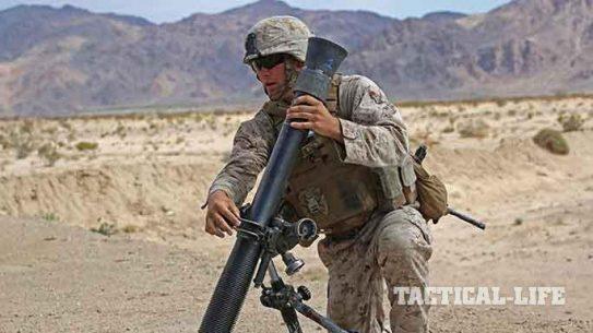 Marine Mortar MCOTEA Assessment