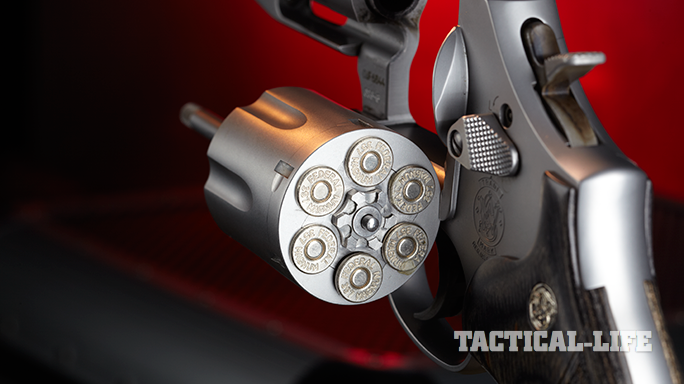 Revolver Top 10 GBG 2015 Smith & Wesson M686 SSR