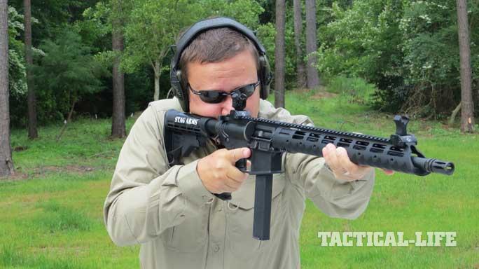 stag arms, stag arms model 9t, model 9t, model 9t 9mm, 9mm model 9t rifle, model 9t rifle, model 9t center