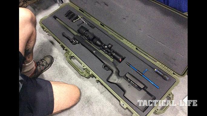 Stumpies Custom Guns The Dude rifle