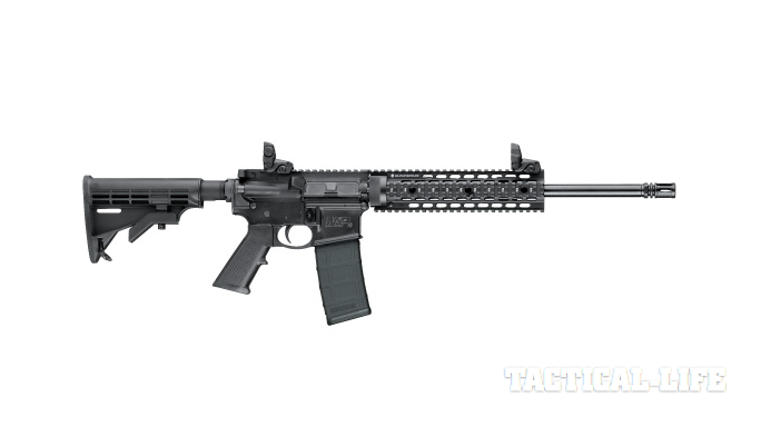 Smith & Wesson M&P15T exclusive solo