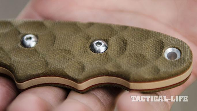 TOPS Knives C.A.T. S-Series handle