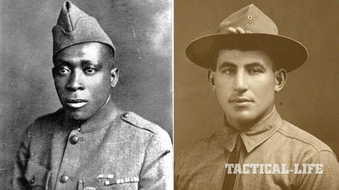 Medal of Honor Sgt. William Henry Johnson Sgt. William Shemin